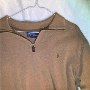 men's polo pullover